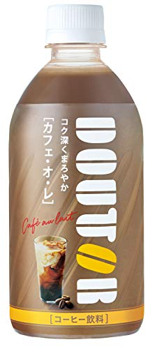 アサヒ飲料 ドトール カフェ オ レ 480ml ×24本
