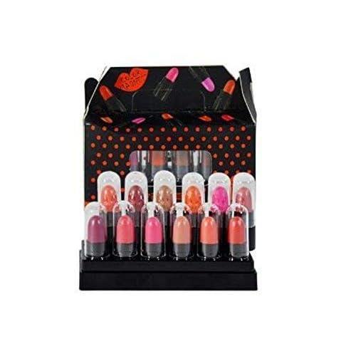 matt look Look Super Matte Mini Lipstick - Set 12