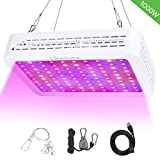 Likesuns LED Grow Light - Full Spectrum Grow Light for Succulents, Herbs and...