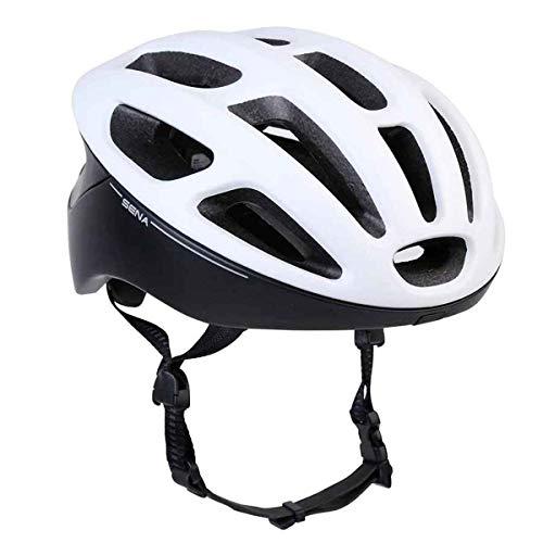 EVO, R1 Smart, Helmet, White, L, 59-62cm - R1-STD-WH-L