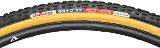 Challenge Grifo Cross Tubular Tire (Black/Brown, 33-mm) by Challenge