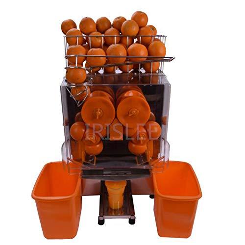 SISHUINIANHUA Edelstahl Material Juicer Orange Automatische Peeling Entsaften Maschine Citrus Große Entsafter
