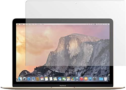 dipos I 2X Schutzfolie matt kompatibel mit Apple MacBook 12 Zoll Retina Folie Bildschirmschutzfolie