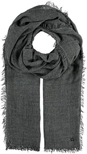 FRAAS - Estola de viscosa para mujer, color negro