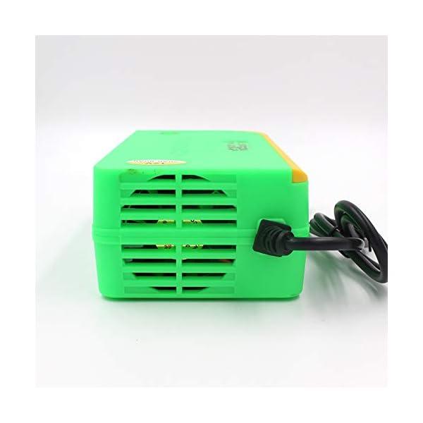 LMIAOM 001 12V 6A Motocicleta Bicicleta eléctrica 20-60AH Cargador de batería de Plomo ácido Cargador Inteligente de…