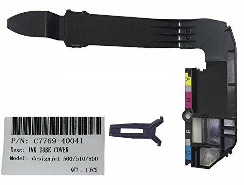 cubierta superior KTC Computer Technology de los tubos de tinta montaje del sistema de alimentación para HP DesignJet 500 510 800 plotter C7769-40041 hace en China: Amazon.es: Informática
