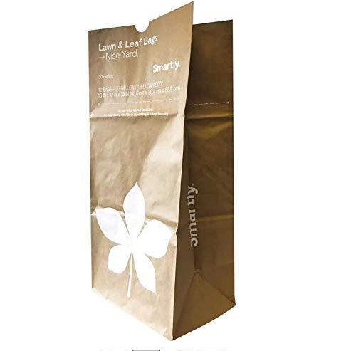 of lawn leaf bags Lawn & Leaf Garden Refuse Bags - 12ct - Smartly