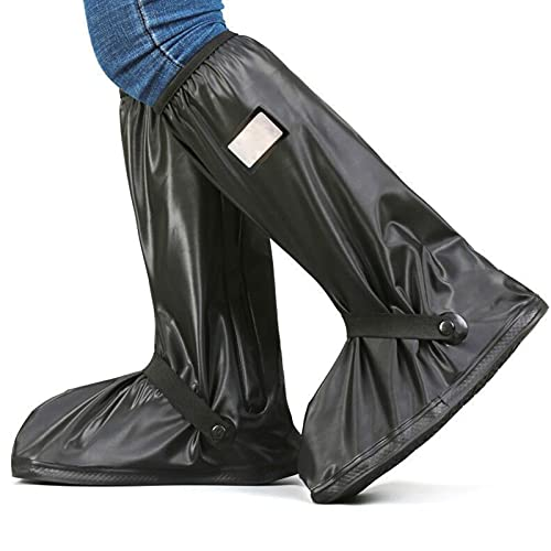 Cubierta De Zapato Impermeable, Cubierta De Zapatos De Silicona, Refuerzo Antideslizante, Cubierta De Zapato Plegable Y Reutilizable