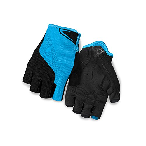 Giro Bravo Gel Fahrrad Handschuhe kurz blau/schwarz 2017: Größe: M (8)