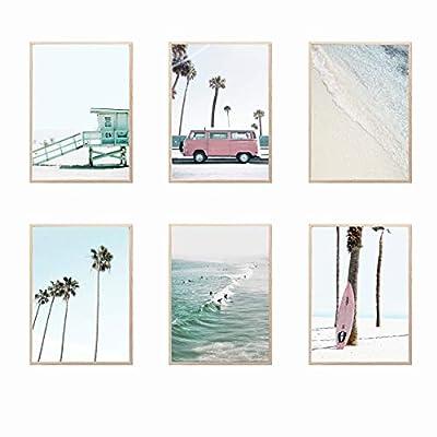 DECORA TU HOGAR con estos posters modernos para enmarcar en la pared de tu casa, oficina o despacho. CREA TU AMBIENTE colocando este conjunto de cuadros de decoración de la manera que más te guste IMPRESIÓN PREMIUM. Impresión de gran calidad en papel...