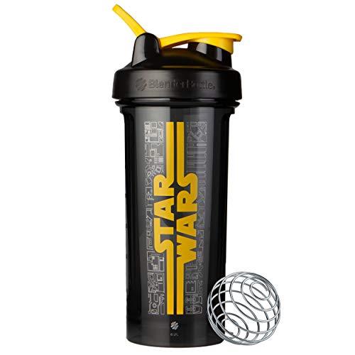 BlenderBottle Star Wars Pro Series 28-Ounce Shaker Bottle, Trench