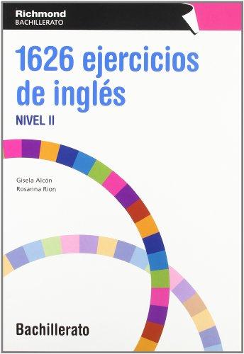 1626 Ejercicios de Inglés - 9788466812672