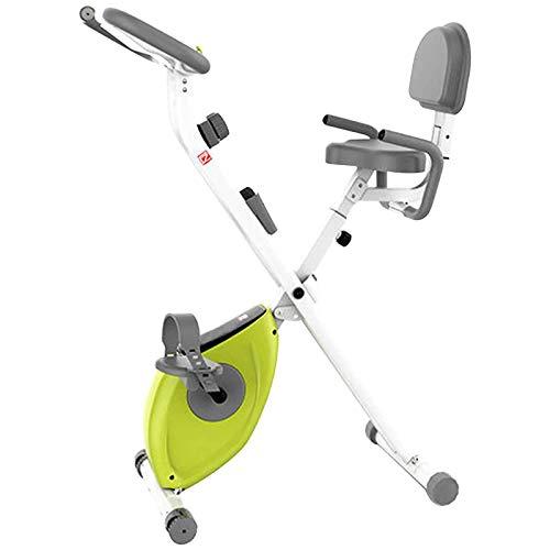 RJJBYY Bicicleta De Spinning Silenciosa para El Hogar, Equipo De Pérdida De Peso para Correr con Pedal En Interiores, Bicicleta Estática Deportiva Universal