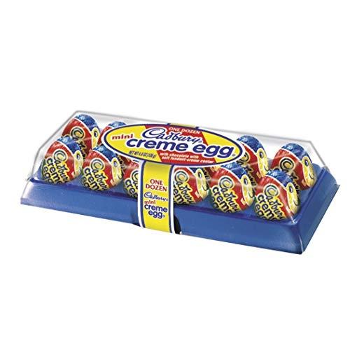 Cadbury Mini Creme Eggs -- 1 Dozen (2 pack) by
