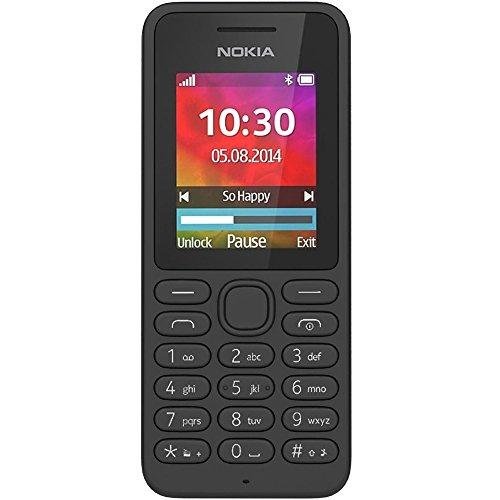 Nokia 130 Handy schwarz - single sim edition - offen für alle netze