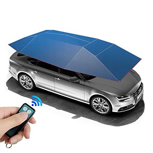 ACC Auto-parasol, volledig automatisch, winddicht en UV-bestendig, paraplu, opvouwbaar, autobescherming, opvouwbaar, zonnescherm, capuchon