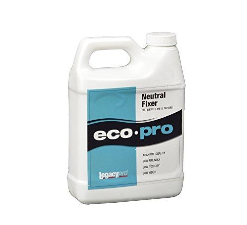 LegacyPro EcoPro Black & White Neutral Fixer, 1 Quart (Makes 1.25 - 2 Gallons)