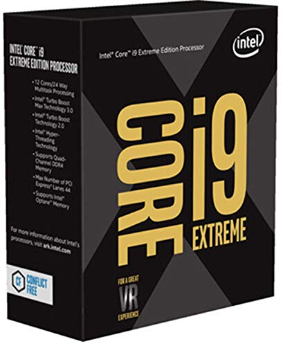 Intel Core i9-10980XE procesador 3 GHz 24,75 MB Smart Cache