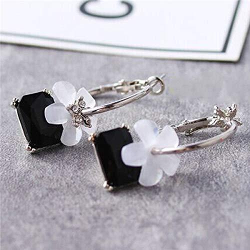 Mode Legierung Ohrringe Ohrringe Übertriebene Atmosphäre Trend Temperament Mode Ohrschmuck Kristall Kirsche Ohrringe