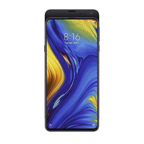Xiaomi Smartphone Mi Mix 3 - Desbloqueado - 6GB RAM + 128GB - Color Onyx Black