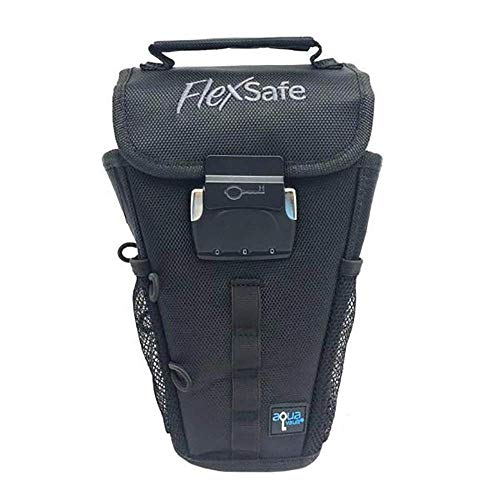 FlexSafe Anti-Theft Portable Beach Chair Vault and Travel Safe