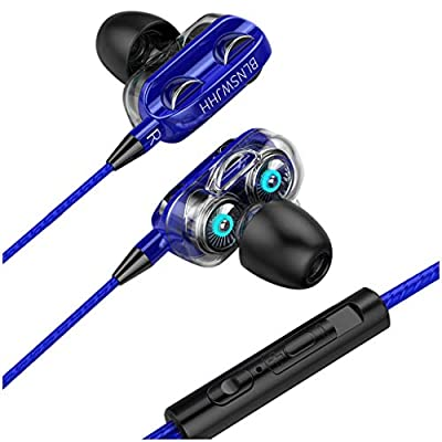 3.5mm Super Bass in Ear HiFi Stereo Earphone Ea...