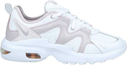 Nike Damen Air Max Graviton Sneaker, Weiß (White/Barely Rose-Platinum VIO 105), 38 EU