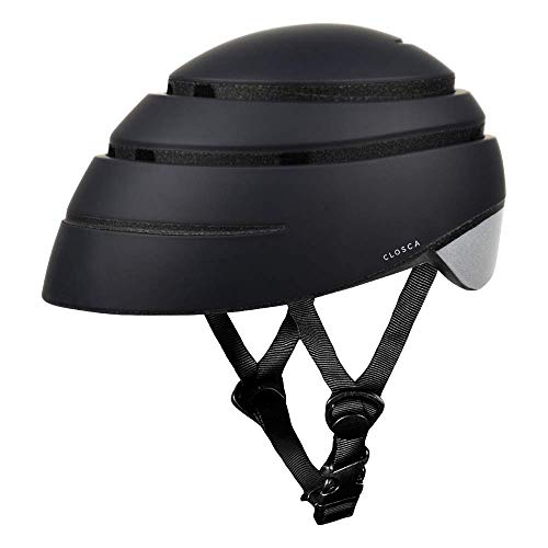 Closca Casco de Bicicleta para Adulto, Plegable Helmet Loop. Casco de Bici...