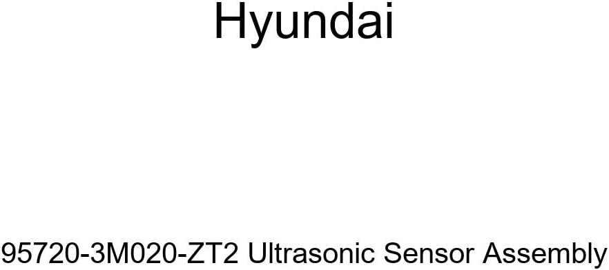 Max 75% OFF HYUNDAI Genuine 95720-3M020-ZT2 Assembly famous Sensor Ultrasonic