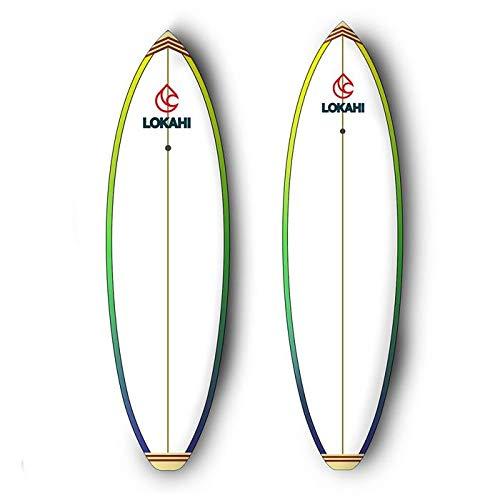 LOKAHI Board Stand Up Paddle Rigide Custom Pro 8´11