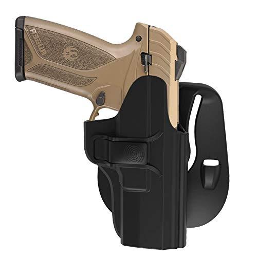 Paddle Holster for Ruger Security 9mm Luger, OWB...
