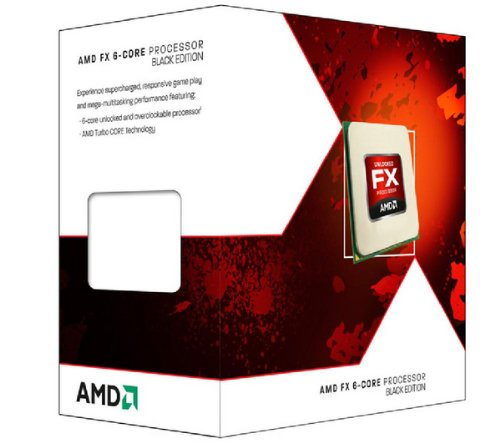 AMD FX-6350-3,9 GHz - Socket AM3+ (FD6350FRHKBOX)