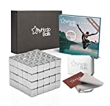 Cubos Magnéticos Antiestrés Premium myHodo con Extras Gratuitos, 100...