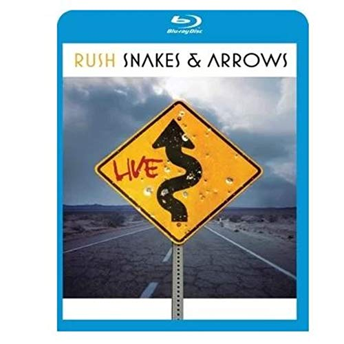 RUSH - SNAKES AND ARROWS LIVE (BR)