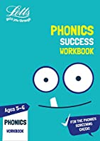 Letts Ks1 Revision Success - New Curriculum - Phonics Ages 5-6 Practice Workbook