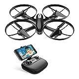 Potensic Drone con Telecamera HD FPV RC Quadricottero WiFi Professionale con...
