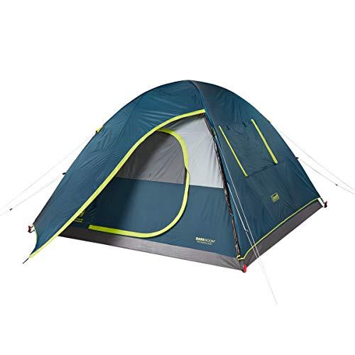 Coleman FastPitch Sundome 6 Person Dark Room Tent with Dark Room Technology