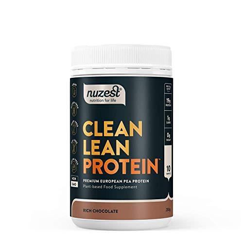 Nuzest Clean Lean Protein (Rich Chocolate, 250g)