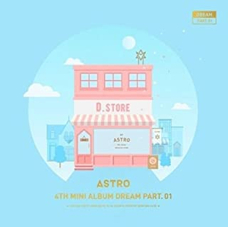 astro dream part 1 photocards