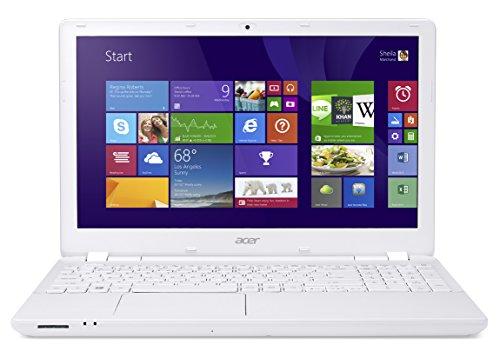 Acer Aspire V3-572G-781E - Portátil de 15.6' (Intel Core i7 5500u, 8 GB de RAM, Disco HDD de 500 GB, NVIDIA GeForce 820M con 2 GB, Windows 8.1 x64 ), blanco -Teclado QWERTY Español