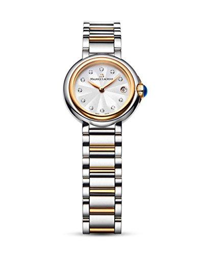Maurice Lacroix FA1003-PVP13-150 Armbanduhr, Edelstahl-Armband
