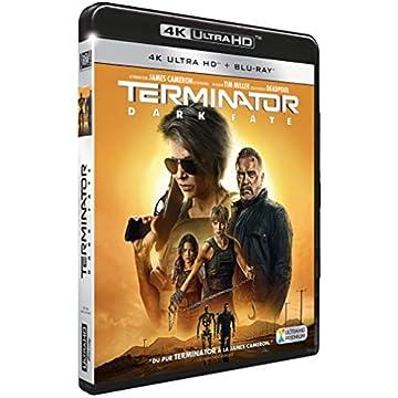 TERMINATOR : DARK FATE [4K Ultra HD + Blu-ray]