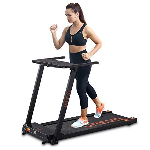 Image of UREVO Foldable Treadmills...: Bestviewsreviews