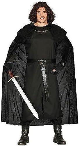 tiempo libre Mens Medieval Vigilante Fancy Dress Costume by by by Guirca  Vuelta de 10 dias