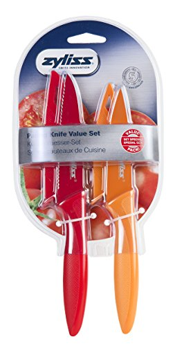 Zyliss E920011 posata da Cucina e Set di coltelli