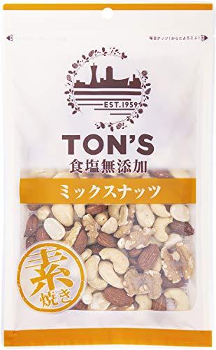 東洋ナッツ 食塩無添加ミックスナッツ大 175g