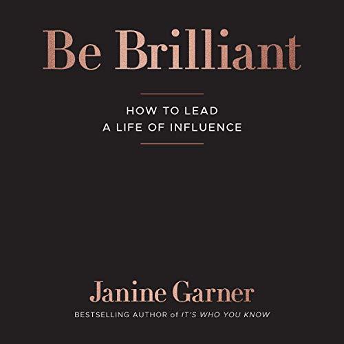 Be Brilliant audiobook cover art