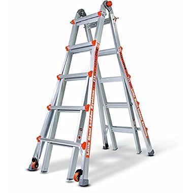 Little Giant 14016-001 Alta One Type 1 Model 22-foot Ladder