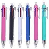 Ipienlee 5 + 1 Multifunctional Pens 5 Color...