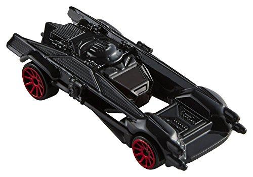 Hot Wheels Star Wars: The Last Jedi - Kylo Ren\'s TIE Silencer Carship Vehicle